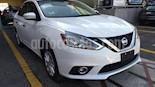 Foto venta Auto usado Nissan Sentra 4p Advance L4/1.8 Aut (2018) color Blanco precio $255,000