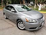 Foto venta Auto usado Nissan Sentra 4p Advance L4/1.8 Aut (2013) color Gris precio $115,000