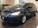 Foto venta Auto usado Nissan Sentra 4p Advance L4/1.8 Man (2014) color Azul precio $159,900