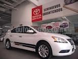 Foto venta Auto usado Nissan Sentra 4p Advance L4/1.8 Man (2016) color Blanco precio $173,000
