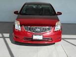 Foto venta Auto usado Nissan Sentra 4p Custom L4/2.0 Man (2012) color Rojo precio $128,000