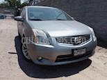 Foto venta Auto usado Nissan Sentra 4p Emotion L4/2.0 Man (2011) color Gris precio $109,000