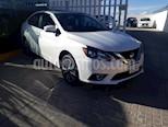 Foto venta Auto usado Nissan Sentra 4p Exclusive L4/1.8 Aut Nave (2018) color Blanco precio $305,000
