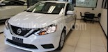 Foto venta Auto usado Nissan Sentra 4p Sense L4/1.8 Aut (2018) color Blanco precio $238,000