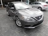 Foto venta Auto usado Nissan Sentra 4p Sense L4/1.8 Aut (2018) color Gris precio $239,000