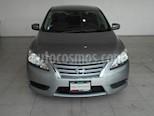 Foto venta Auto usado Nissan Sentra 4p Sense L4/1.8 Man (2014) color Gris precio $169,000