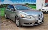 Foto venta Auto usado Nissan Sentra Advance Aut color Plata precio $140,000