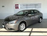 Foto venta Auto usado Nissan Sentra Advance Aut color Cafe precio $215,000