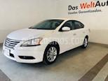 Foto venta Auto usado Nissan Sentra Advance Aut (2015) color Blanco precio $170,476