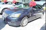 Foto venta Auto Seminuevo Nissan Sentra Advance Aut (2013) color Azul precio $159,000