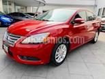Foto venta Auto usado Nissan Sentra Advance Aut (2015) color Rojo precio $165,000