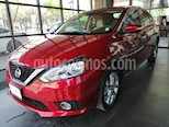 Foto venta Auto usado Nissan Sentra Advance Aut (2017) color Rojo Burdeos precio $182,000