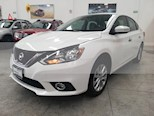Foto venta Auto usado Nissan Sentra Advance Aut (2017) color Blanco precio $200,000