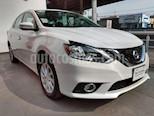 Foto venta Auto Seminuevo Nissan Sentra Advance Aut (2017) color Blanco precio $215,000