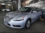 Foto venta Auto usado Nissan Sentra Advance Aut color Plata precio $180,000