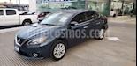 Foto venta Auto Seminuevo Nissan Sentra Advance Aut (2017) color Azul precio $229,000