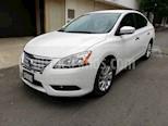 Foto venta Auto usado Nissan Sentra Advance Aut (2016) color Blanco precio $172,000
