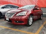 Foto venta Auto usado Nissan Sentra Advance (2016) color Rojo precio $199