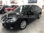 Foto venta Auto usado Nissan Sentra Advance (2017) color Negro precio $205,000