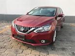 Foto venta Auto usado Nissan Sentra Advance (2017) color Rojo Burdeos precio $205,000