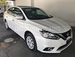 Foto venta Auto Seminuevo Nissan Sentra Advance (2017) color Blanco precio $235,000