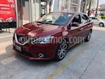 Foto venta Auto usado Nissan Sentra Advance (2017) color Rojo Burdeos precio $225,000