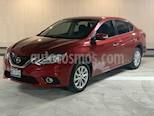Foto venta Auto usado Nissan Sentra Advance (2017) color Rojo precio $225,000