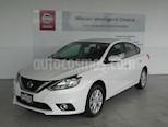 Foto venta Auto Seminuevo Nissan Sentra Advance (2017) color Blanco precio $225,000
