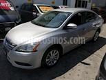 Foto venta Auto usado Nissan Sentra Advance (2016) color Plata precio $185,000