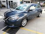 Foto venta Auto usado Nissan Sentra Advance (2017) color Azul Electrico precio $220,000