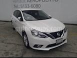 Foto venta Auto usado Nissan Sentra Advance (2018) color Blanco precio $230,000