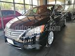 Foto venta Auto usado Nissan Sentra Advance (2016) color Negro precio $171,000