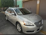Foto venta Auto usado Nissan Sentra Advance color Plata precio $168,000