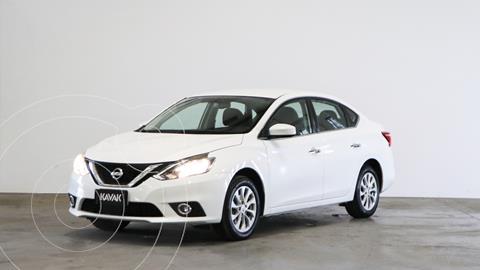 Nissan Sentra Advance usado (2017) color Blanco precio $1.620.000