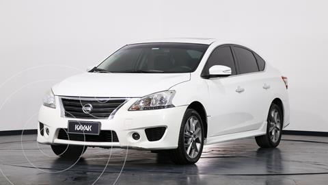 Nissan Sentra SR CVT usado (2016) color Blanco precio $1.730.000
