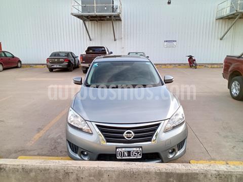 Nissan Sentra SR CVT usado (2015) color Gris precio $1.150.000