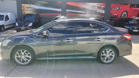 Nissan Sentra SR usado (2016) color Gris Oscuro precio $1.450.000