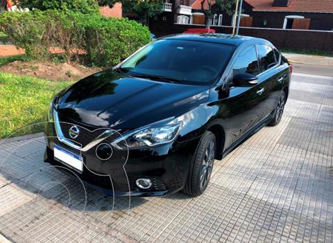 Nissan Sentra SR CVT Safety Pack usado (2019) color Negro precio $2.300.000
