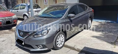 Nissan Sentra Advance Pure Drive usado (2017) color Gris Oxford precio $1.499.900