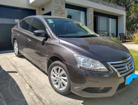 Nissan Sentra Advance usado (2015) color Gris Oscuro precio $1.200.000