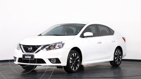 Nissan Sentra SR CVT usado (2018) color Blanco precio $2.170.000