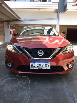 Nissan Sentra Advance usado (2018) color Rojo precio $1.780.000