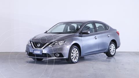 Nissan Sentra Advance usado (2017) color Gris Oscuro precio $1.900.000