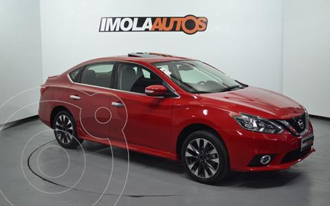 Nissan Sentra SR CVT usado (2018) color Rojo precio $2.500.000