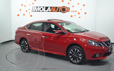 Nissan Sentra SR CVT usado (2018) color Rojo precio $2.300.000