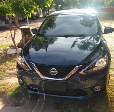 foto Nissan Sentra Advance Pure Drive usado (2017) color Gris Oxford precio $1.480.000