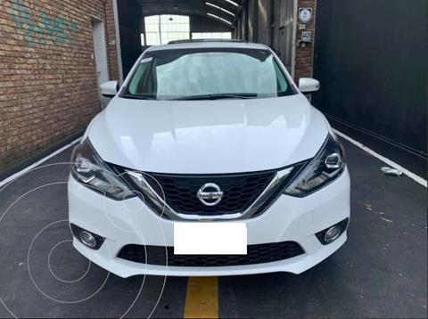 Nissan Sentra 1.8L Advance Aut usado (2018) color Blanco precio $10.000.000
