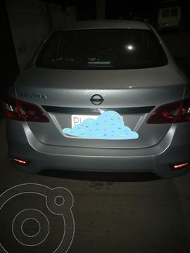 Nissan Sentra 1.8L Advance Con Camara usado (2021) color Plata precio $12.200.000