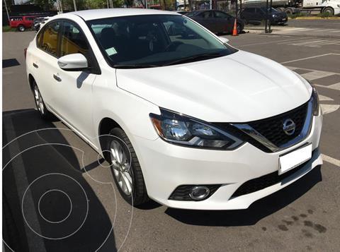 Nissan Sentra 1.8L Advance usado (2018) color Blanco precio $12.700.000