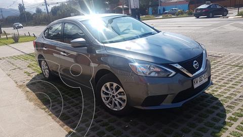 Nissan Sentra 2.0L Sense  usado (2019) color Gris precio $10.690.000